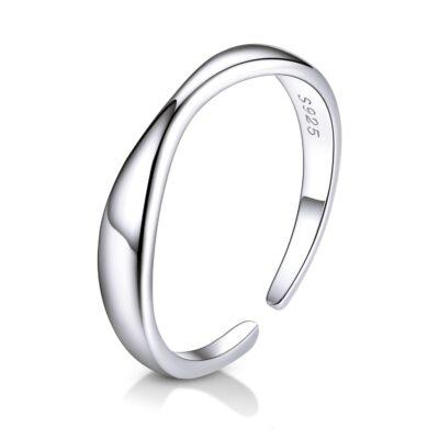 Inel din argint Wave Ring