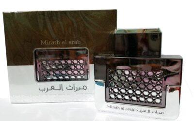 Parfum Arabesc Mirath Al Arab Silver barbatesc 100 ml
