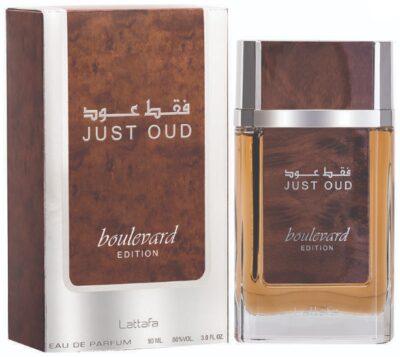 Parfum Arabesc JUST OUD BOULEVARD Unisex 90ml