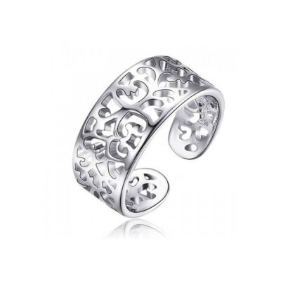 Inel din argint Heart Symbols